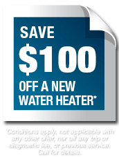 Water Heater Discount
